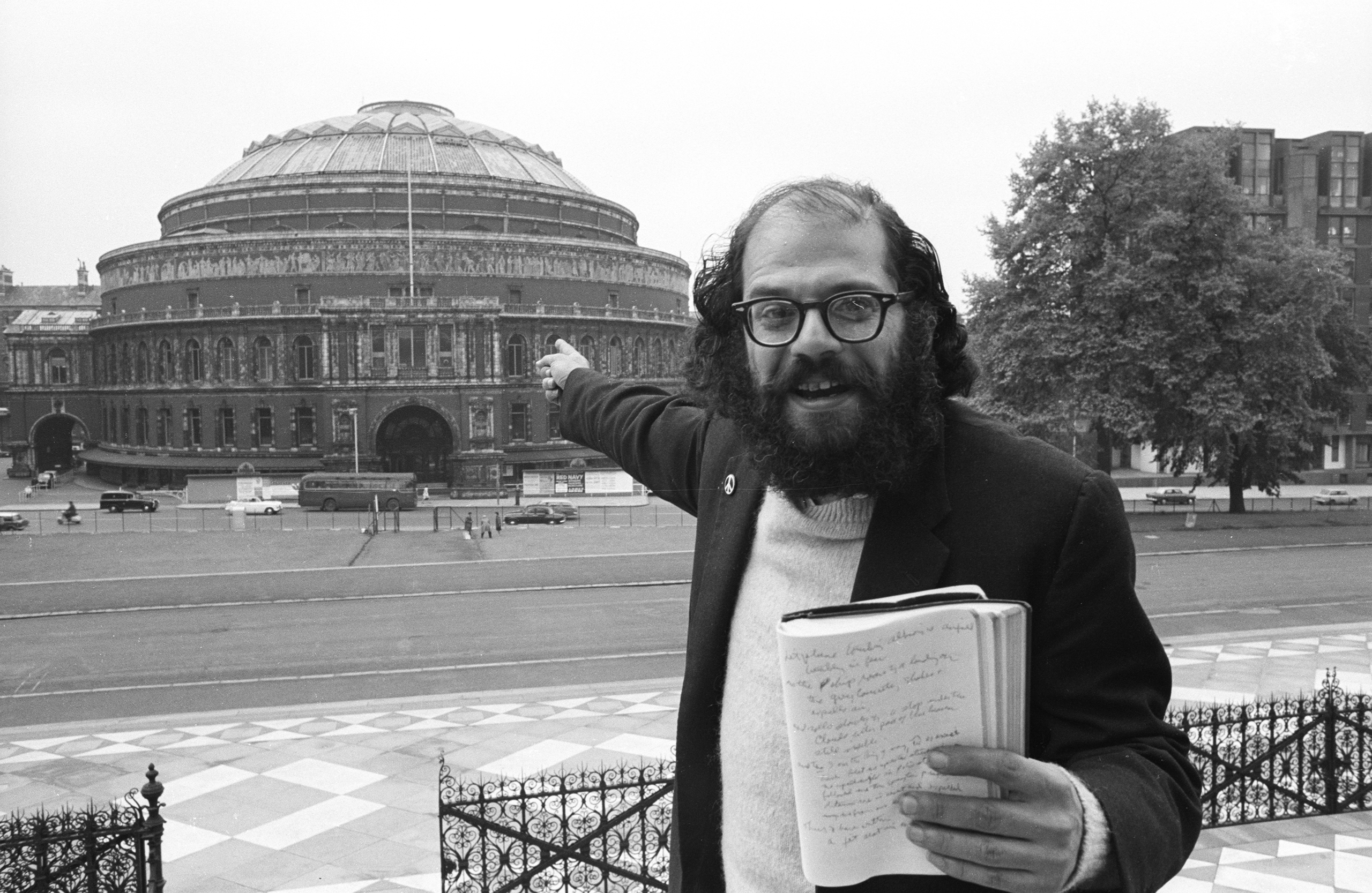 five of the best lines from allen ginsberg s fbi file muckrock